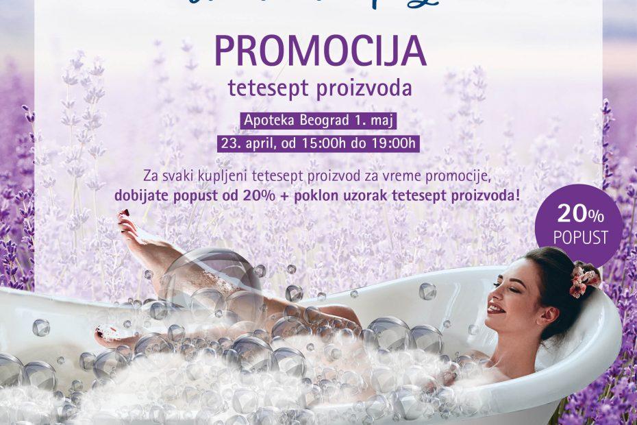 Promocija Tetesept